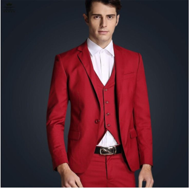 http://fashiongarments.biz/products/custom-made-red-mens-dinner-party-prom-suits-groom-tuxedos-groomsmen-wedding-blazer-suits-jacketpantsvesttie-no228/,   		Welcome to Groom Wedding Suit Shop 	 		Description: 	 		Style: Classic style Lapel: same as picture	 		Jacket Back Design: Non-vented or back vent or side slit Pocket: Flap Pocket or Double Welt Pocket Occasions: Business/ Formal/ Ceremony/ Evening Party/ Wedding/ Valentine's Day	 		please tell me your size and color when you place…