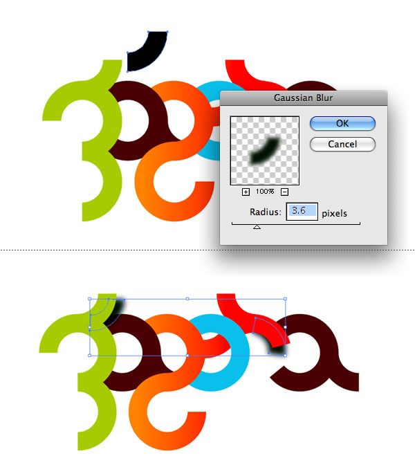 Creating a crazy cool logo   Abduzeedo Design Inspiration & Tutorials