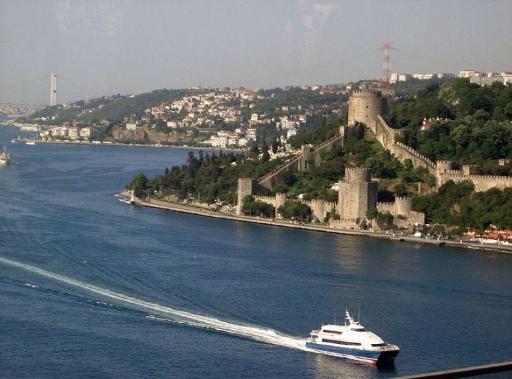 istanbul-bogazi / Rumeli Hisarı