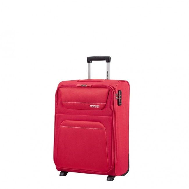 Trolley Samsonie American Tourister 2 ruote 55 cm Spring Hill 94A002 #travel #trolley #americantourister