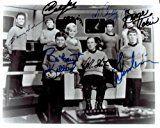 #9: Star Trek Original Cast Signed Autographed 8 X 10 Reprint Photo  Mint Condition