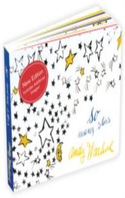 Køb 'Andy Warhol So Many Stars' bog nu. Revised edition with 4 additional, never before seen pages!