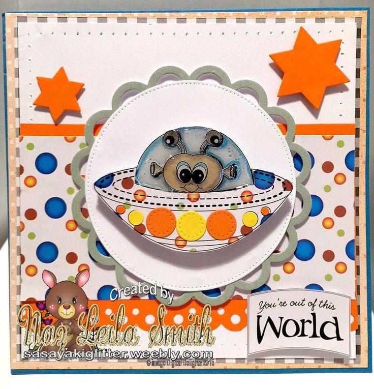 My card using Digital Delights stamp http://digitaldelightsbyloubyloo.blogspot.com.au/ More details on my blog http://sasayakiglitter.weebly.com/blog