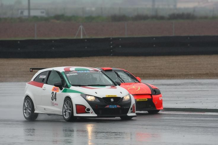 Alberto Vescovi (SEAT Ibiza SC Trophy)