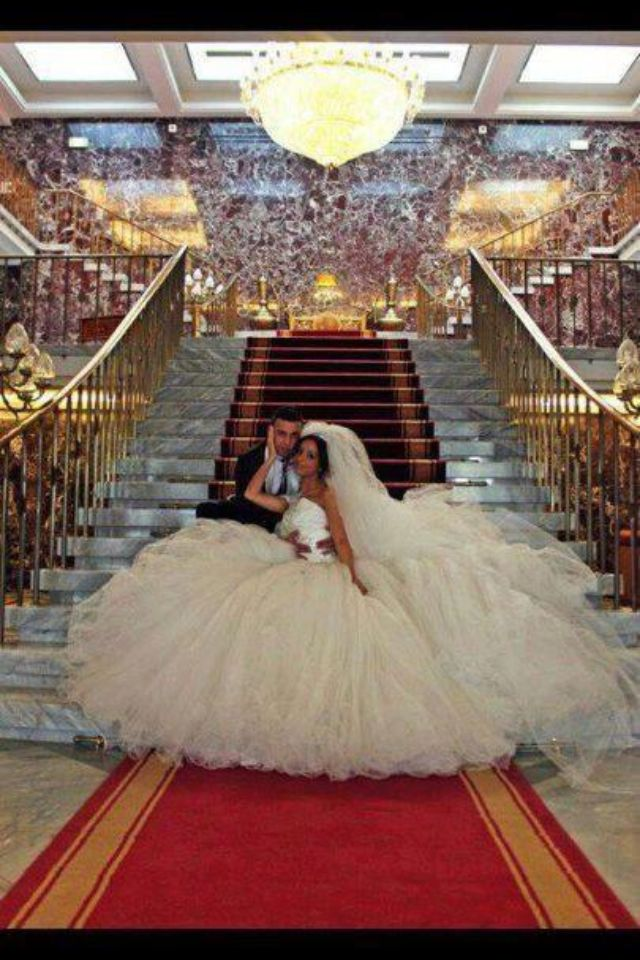 204 Best Images About Big Fat Gypsy Wedding Dresses On