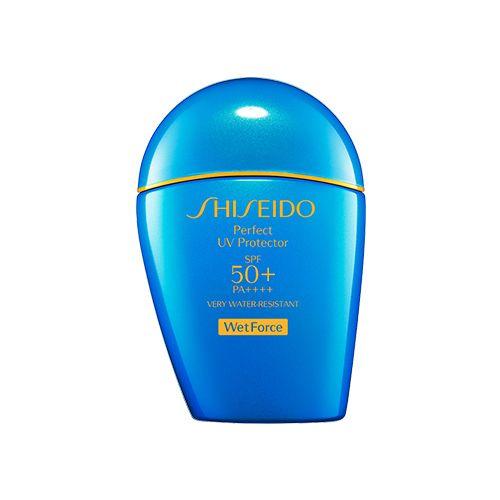 Shiseido Perfect UV Protector SPF50+ - Everglow Cosmetics #Shiseido