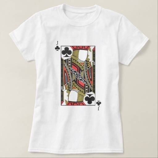 (Jack of Clubs - Add Your Image T-Shirt) #Blackjack #Casino #Clubs #Costumes #Dealer #Deck #Face #Funny #Halloween #Humor #Jack #Lady #Las #Luck #Playing #Poker #Shuffling #Texas #Vegas #Wowsmiley is available on Funny T-shirts Clothing Store   http://funnytshirtsclothingstore.ringscakegownsanniversaryreceptionflowersgift.dressesshoesclothingaccessoriesinvitations.binauralbeatsbrainwaveentrainment.com/2016/11/09/jack-of-clubs-add-your-image-t-shirt/