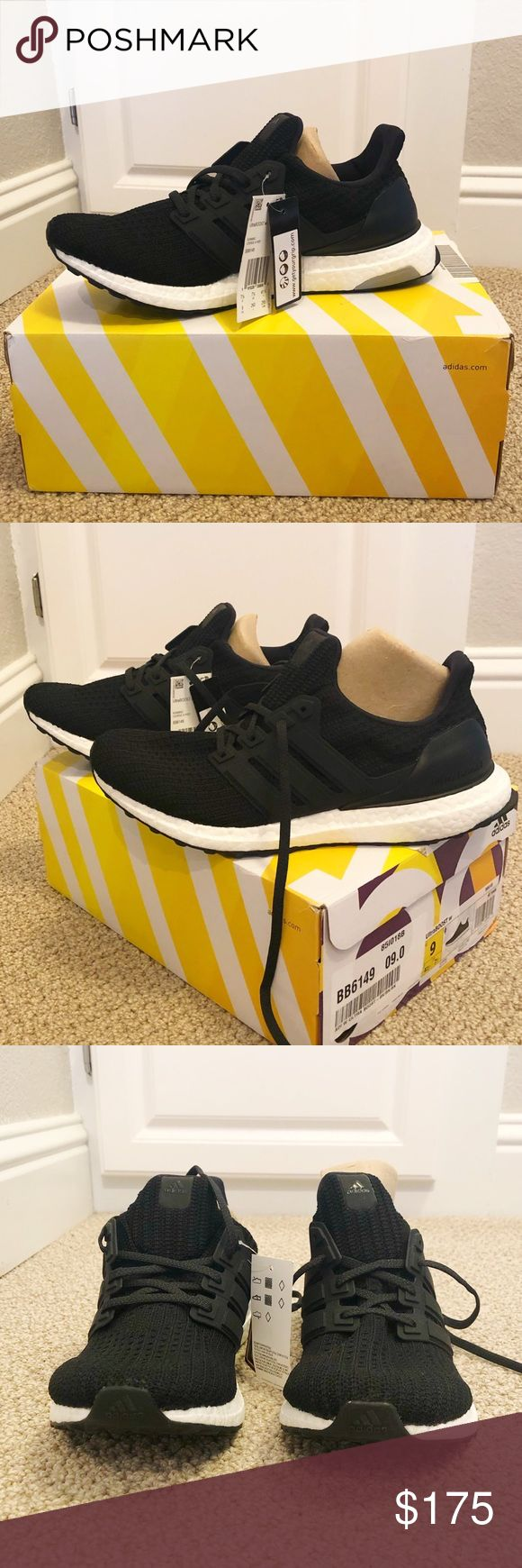 Adidas UltraBoost (9) Brand new pair of Women's Adidas UltraBoost shoes!   $195 w/ tax! adidas Shoes Athletic Shoes