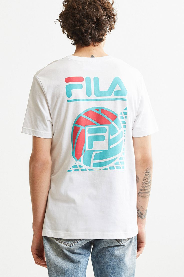 Slide View: 5: FILA + UO Volleyball Casoli Tee