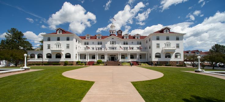 The Historic Stanley Hotel- Estes Park, Colorado. What a ...
