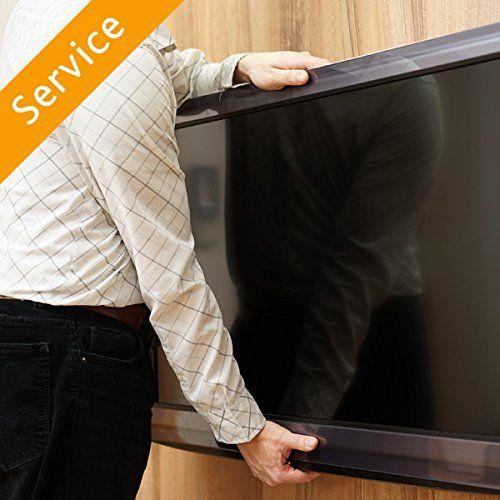 "TV Disposal - Flatscreen - 43"" or Larger - Wall-Mounted"