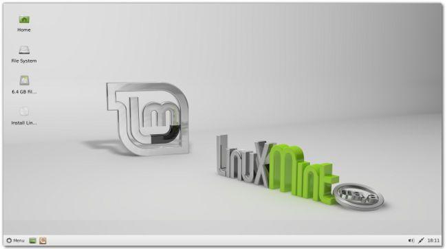 """Linux Mint 13 """"Maya"""" Xfce RC ya se puede descargar  http://www.genbeta.com/p/69963"""