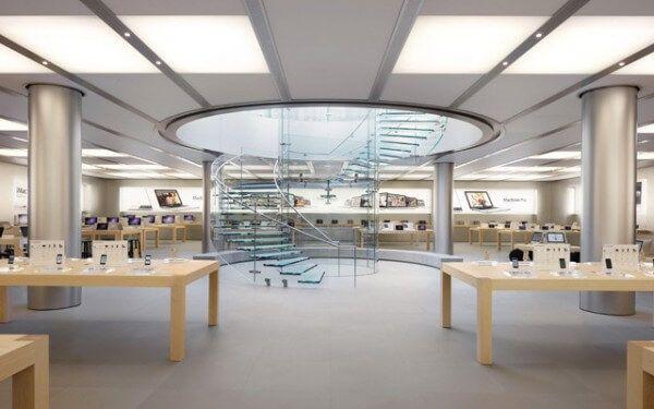 Apple inaugura nueva tienda minorista en Singapur para el público