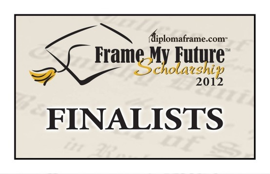 Here are the 24 Finalists in the Frame My Future Scholarship Contest 2012. Meet the Finalists!