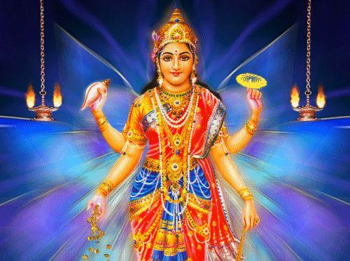 Goddess Lakshmi – GIFVILLE