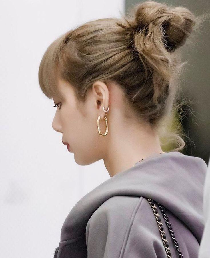Skin Touch E N D   Gaya rambut, Gaya rambut cantik, Gaya ...