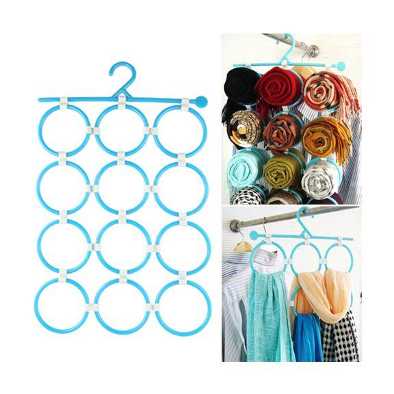 Вешалка для галстуков и шарфов по низкой цене. Купить в интернет-магазине Meleon.ru
