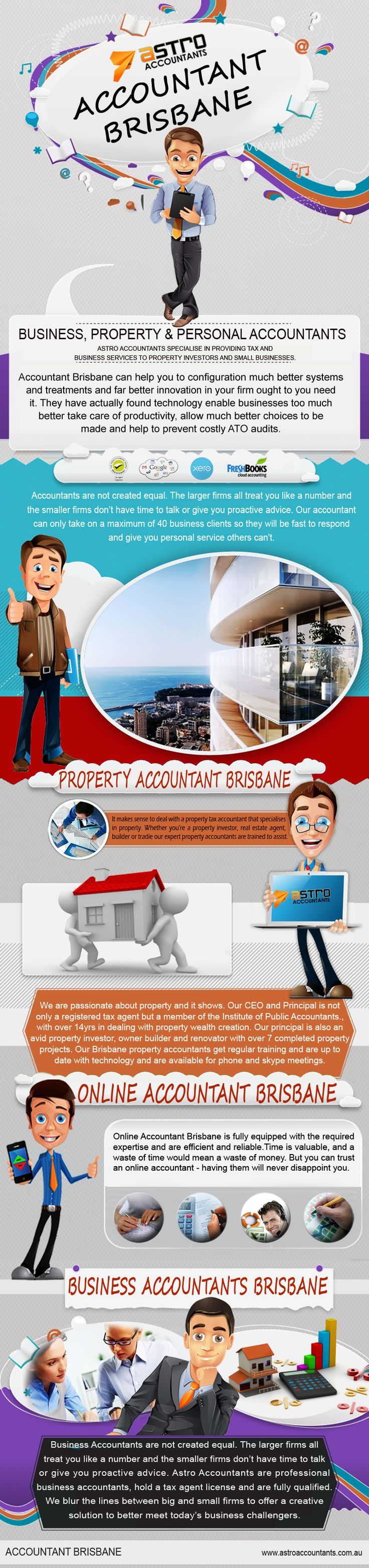 Online Accountant Brisbane is fully equipped with the required expertise and is efficient and reliable. Time is valuable, and a waste of time would mean a waste of money. Check this link right here http://astroaccountants.com.au/accountant-brisbane/ for more information on Online Accountant Brisbane. But you can trust an online accountant - having them will never disappoint you.  Follow us: http://onlineaccountantbrisbane.tumblr.com