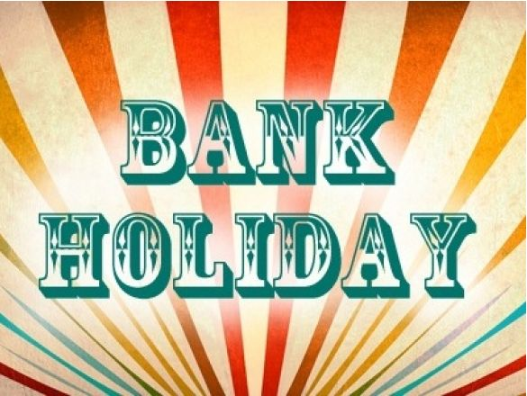 Bank Holiday Deals!