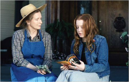 claire fisher, lauren ambrose, and ruth fisher image