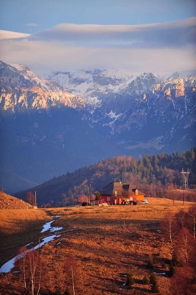 Fundata Village, Brasov County