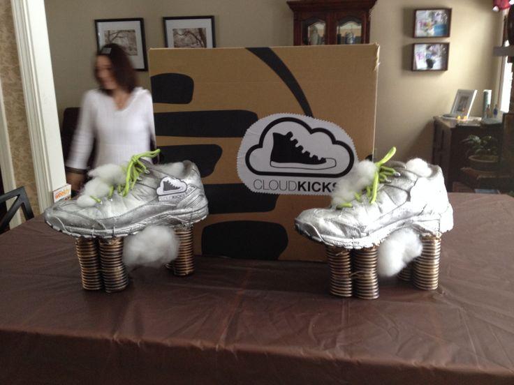 Cloud Kicks | Nick and Kevin
