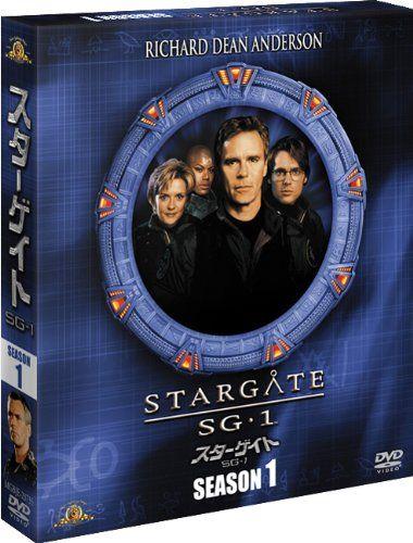 スターゲイト SG-1 シーズン1 (SEASONSコンパクト・ボックス) [DVD] 20th Century ... https://www.amazon.co.jp/dp/B0047CPJFI/ref=cm_sw_r_pi_dp_x_0mOZyb841HWS3