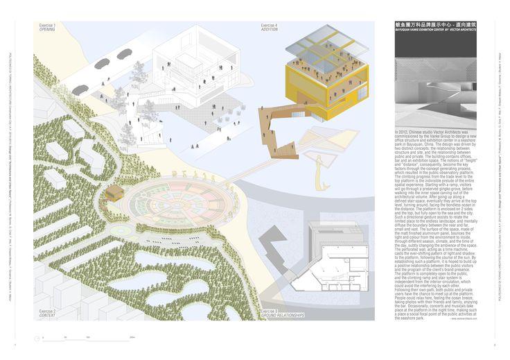 Bayuquan Vanke Exhibition Center, Bayuquan, China by Vector Architects, 2012 (V. Mazùr)