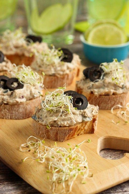 Olívás tonhalkrém recept
