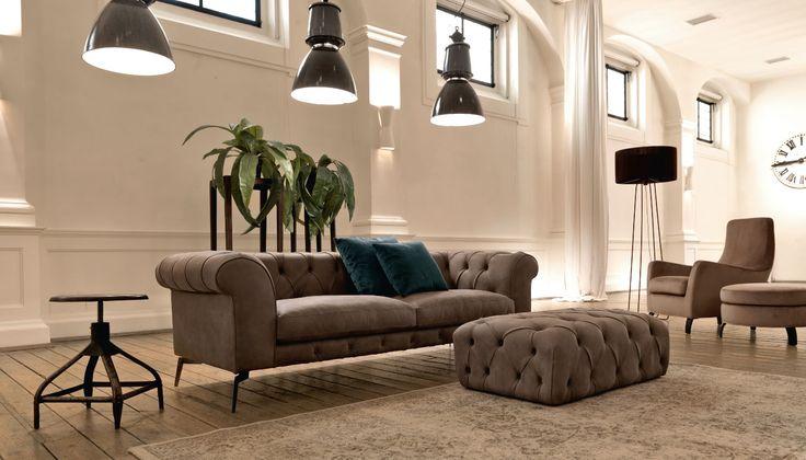 Rosini divani - modello Navona