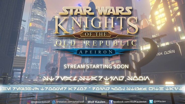 Heres a reminder that some deva still want to remain true to the Star Wars legacy. This game is still in the process of being remastered by a small team. The game being KOTOR.