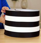 How to Embellish a Lampshade