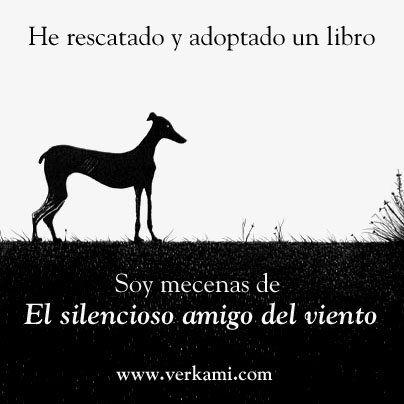 #LIBRO #ILUSTRACION #CROWDFUNDEADO #CROWDFUNDING Cuenta la historia de un galgo negro, nacido para correr y para perseguir a la liebre. A través de un texto poético y de imágenes en blanco y negro conoceremos su vida en el campo, en la carretera, en sus sueños, y el secreto, con su amigo el viento, que lo impulsa a avanzar siempre hacia adelante. Recompensa ilustración.  http://www.verkami.com/projects/8693-el-silencioso-amigo-del-viento-un-cuento-ilustrado Crowdfunding verkami