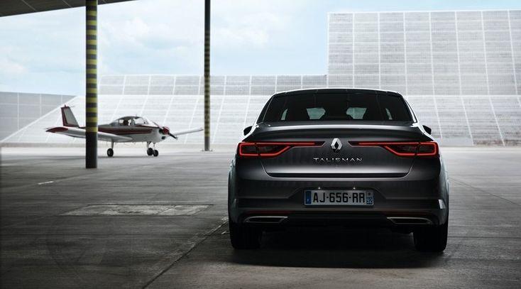 Nuevo Renault Talisman 2015, más maduro que el Laguna - http://www.actualidadmotor.com/renault-talisman-2015-nueva-berlina/
