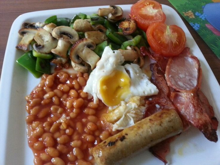 Slimming world fry up!