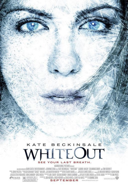 Whiteout Movie Poster #3 - Internet Movie Poster Awards Gallery