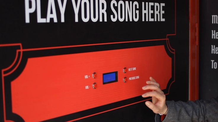 Jukebox Transit Shelters / The Trumpets