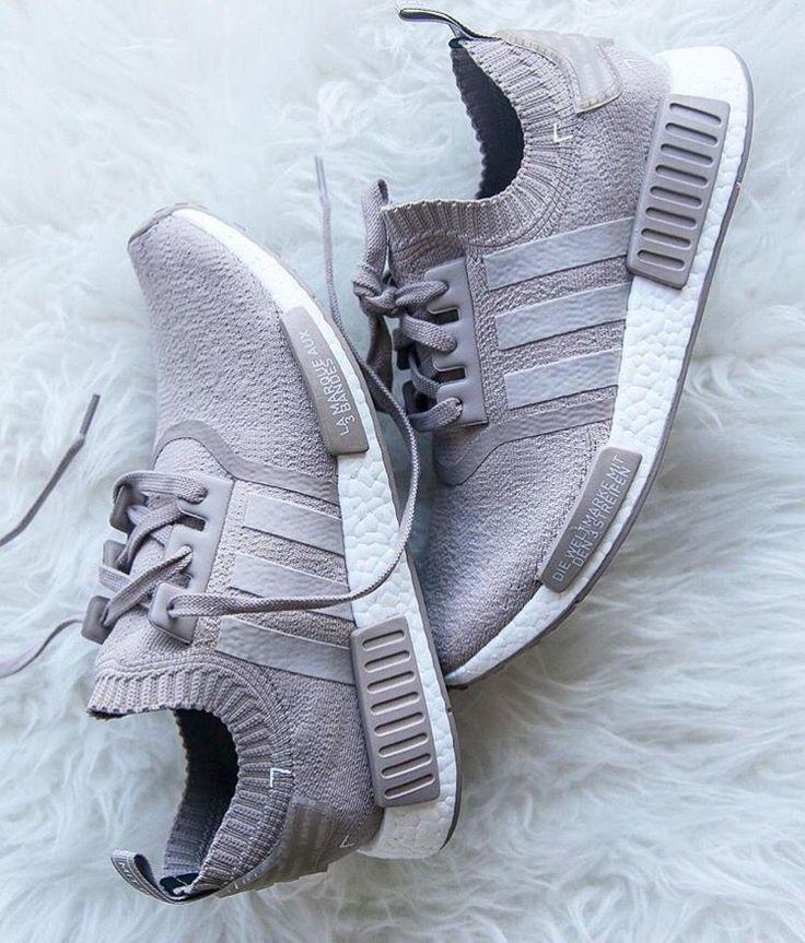 Adidas NMD-R1 Primeknit Vapour Grey / Beige. June2016.