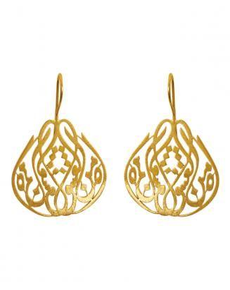 Something Like These Hersey Asktan Love Earrings