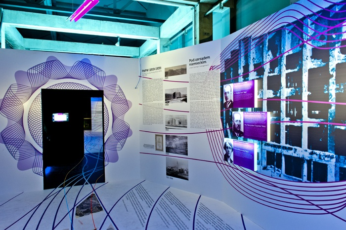 Codename: legalization - exhibition in Warsaw Rising Museum || designed by Piotr Matosek