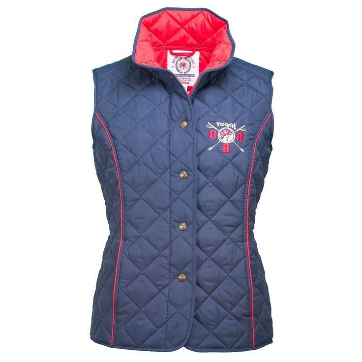 Toggi Ladies Team GBR Rio Gilet