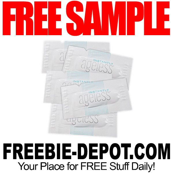 ►► FREE SAMPLE - Instantly Ageless Cream ►► #Free, #FREESample, #FREEStuff, #Freebie ►►