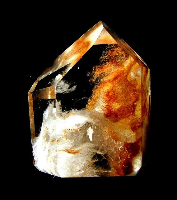 Phantom Quartz.  This crystal will aid you to connect with your higher self and obtain guidance from the Divine. You may also obtain guidance during your sleep, as these crystals aid lucid dreaming.
