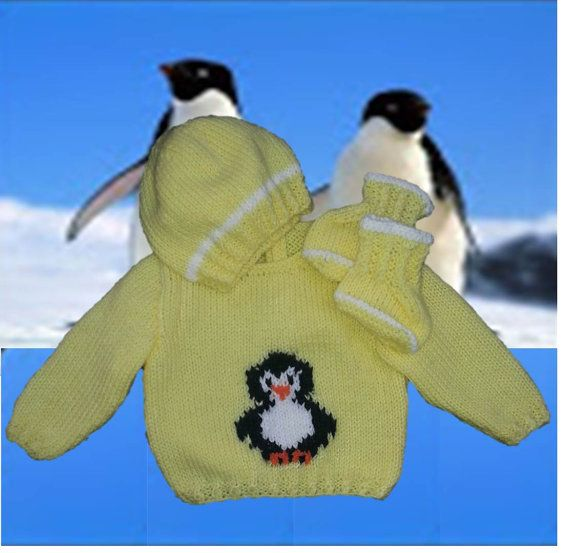 Knitting Pattern For A Penguin : 17 Best images about Knitting Patterns on Pinterest ...