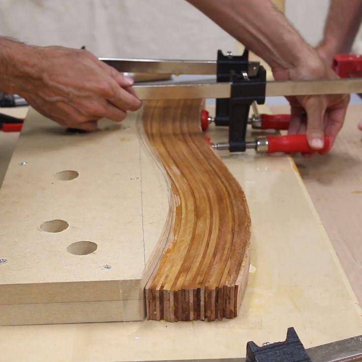 Is Bending Wood That Easy?