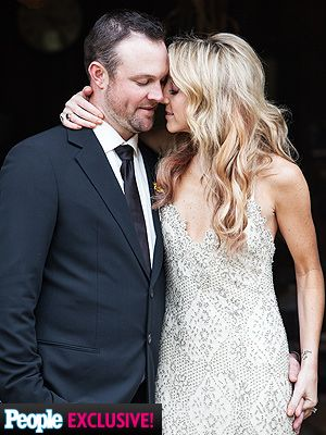 Pistol Annies' Ashley Monroe Marries White Sox Pitcher John Danks (Ashley is a member of the Pistol Annies band and best friend to Miranda Lambert)