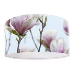 Abażur Delikatna Magnolia