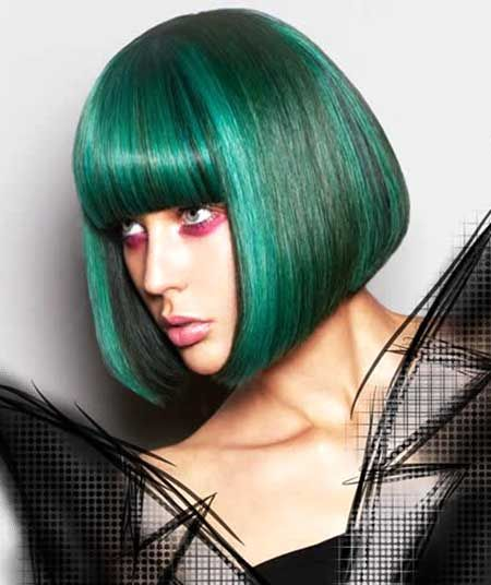 Hair Colors for Short Hair 2014 – 2015 | http://www.short-haircut.com/hair-colors-for-short-hair-2014-2015.html