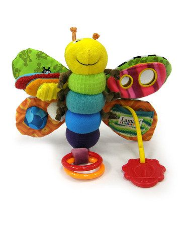 Another great find on #zulily! Freddie the Firefly Interactive Toy by Lamaze #zulilyfinds