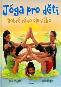 Kniha Jóga pro děti